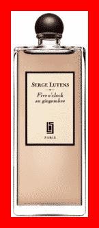 Serge Lutens Five O'Clock au Gingembre: ¿A qué huele?