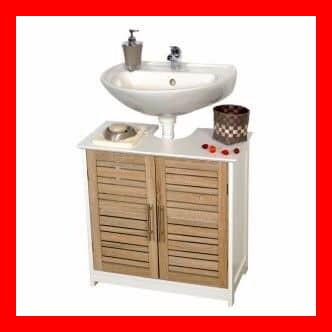 Los mejores armarios y muebles bajo lavabo