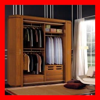 Los mejores armarios vestidores