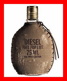 Diesel Fuel for Life Homme: ¿A qué huele?