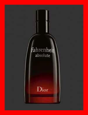 Dior Fahrenheit Absolute: ¿A qué huele?