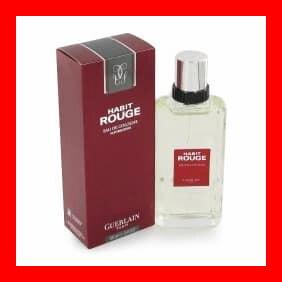 Guerlain Habit Rouge: ¿A qué huele?