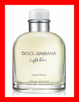 Dolce & Gabbana Light Blue pour Homme: ¿A qué huele?