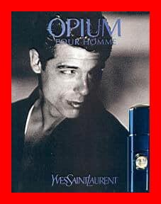 YSL Opium pour Homme: ¿A qué huele?