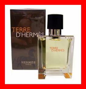 Terre d'Hermès: ¿A qué huele?