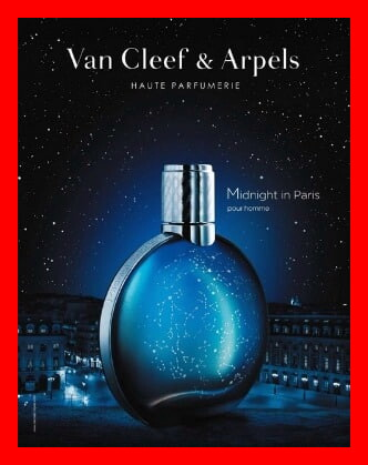 Midnight in Paris de Van Cleef & Arpels: ¿A qué huele?